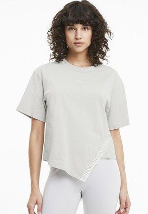 T-shirt imprimé - gray violet