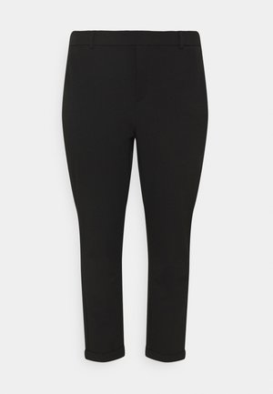 VMMAYA MR LOOSE SOLID PANT - Bukse - black