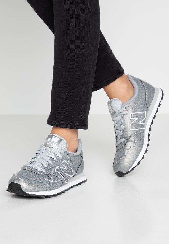 GW500 - Sneakers basse - metallic silver