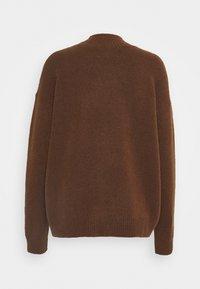 Marc O'Polo DENIM - LONG SLEEVE - Sweter - fantastic brown - 1