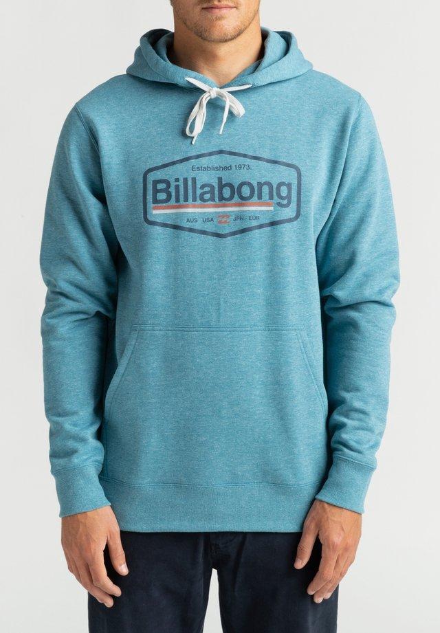 MONTANA  - Sweatshirt - bay blue