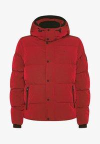 Calvin Klein - CRINKLE  - Winter jacket - racing red - 4