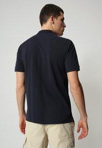 Napapijri - E-ICE - Poloshirt - blu marine - 1