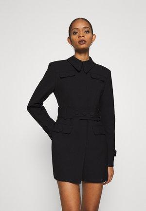 LITTLE JOURNEY - Shift dress - black