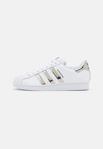 SUPERSTAR - Zapatillas - white