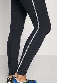 Tommy Sport - LEGGING PIPING - Legging - blue - 4