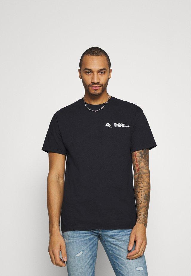 FARMDALE TEE - Camiseta estampada - black