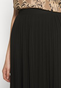 New Look - PLEATED - A-Linien-Rock - black - 5