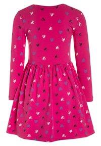 happy girls - Jersey dress - pink - 1