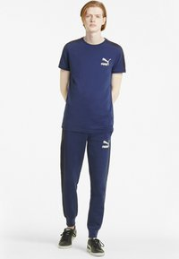 Puma - ICONIC  - Print T-shirt - elektro blue - 1