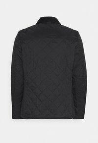 Barbour Beacon - STARLING QUILT - Light jacket - black - 8