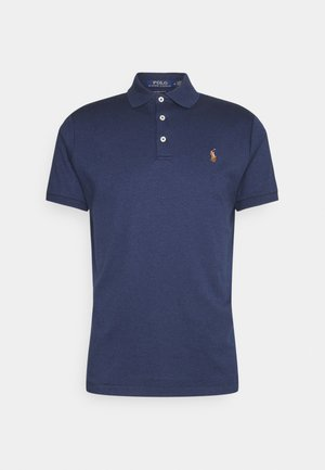 SHORT SLEEVE - Polo shirt - spring navy heather