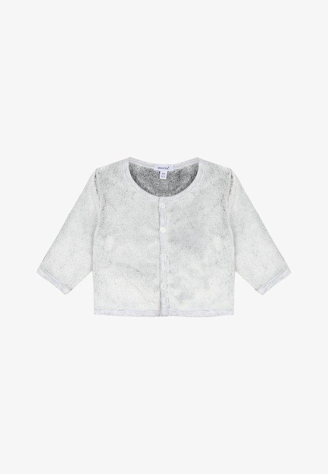 BOUTIQUE - Cardigan - grey chine