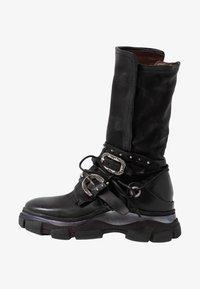 A.S.98 - Platform boots - nero - 1