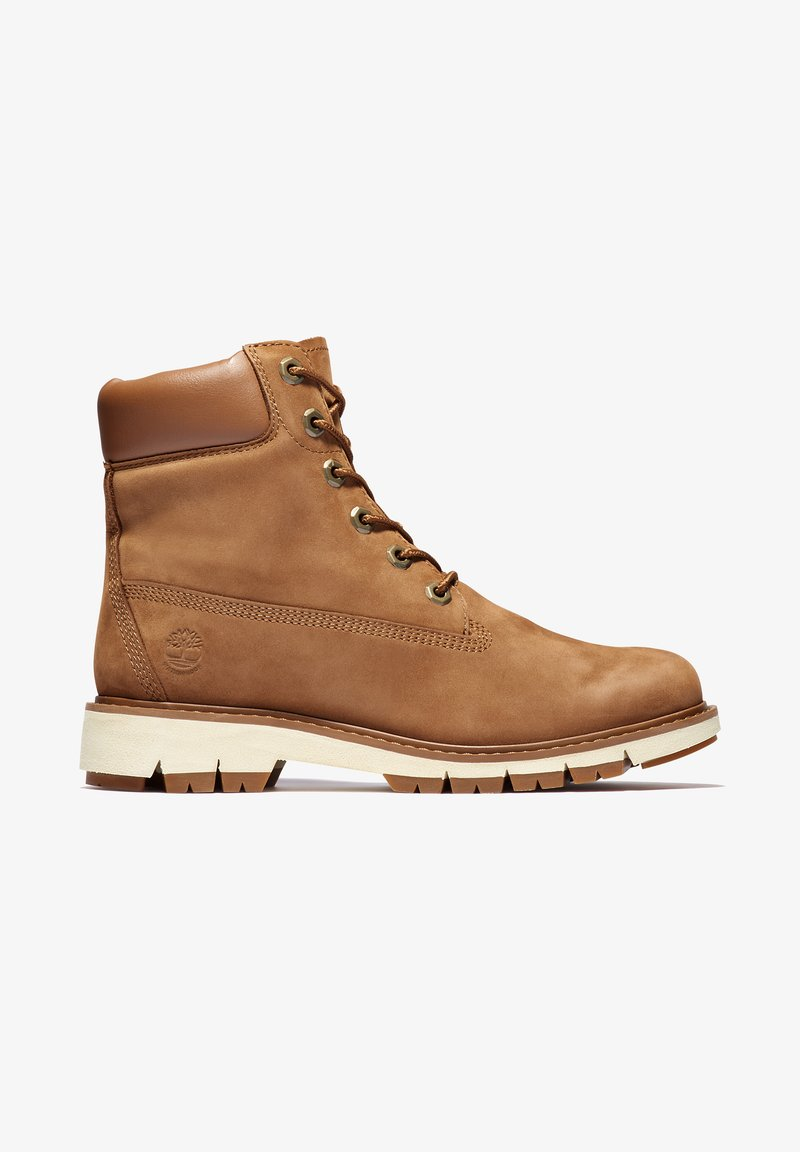Timberland - LUCIA WAY 6IN WP BOOT - Schnürstiefelette - rust nubuck