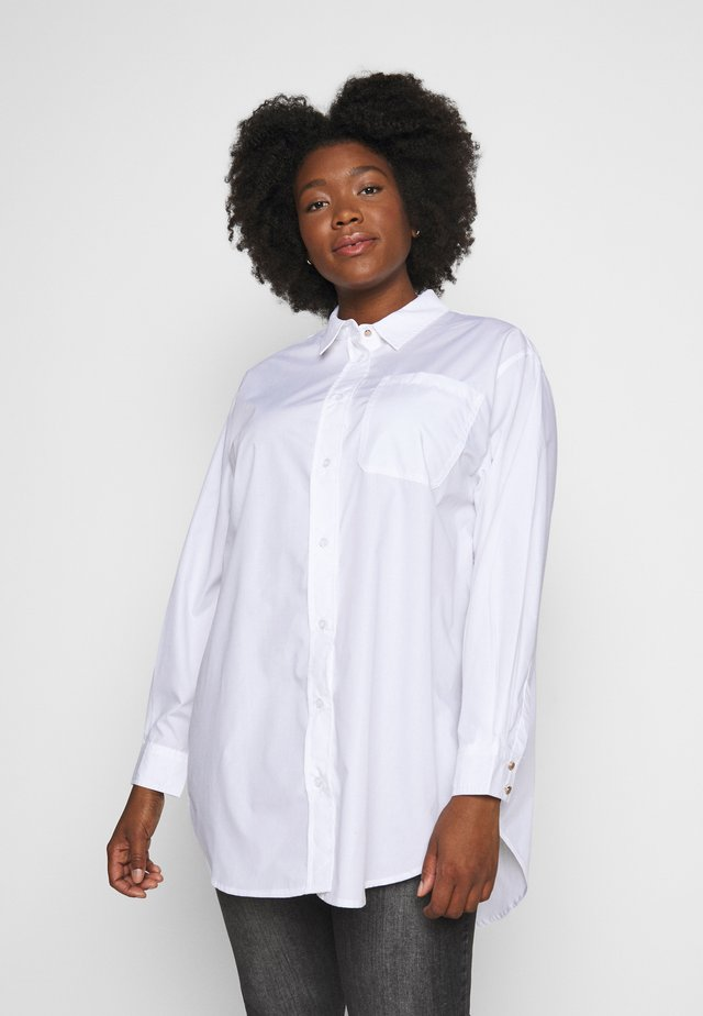 KCLONE - Overhemdblouse - opticl white
