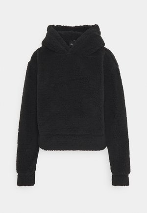 ONLFINESSA HOOD - Sweat à capuche - black
