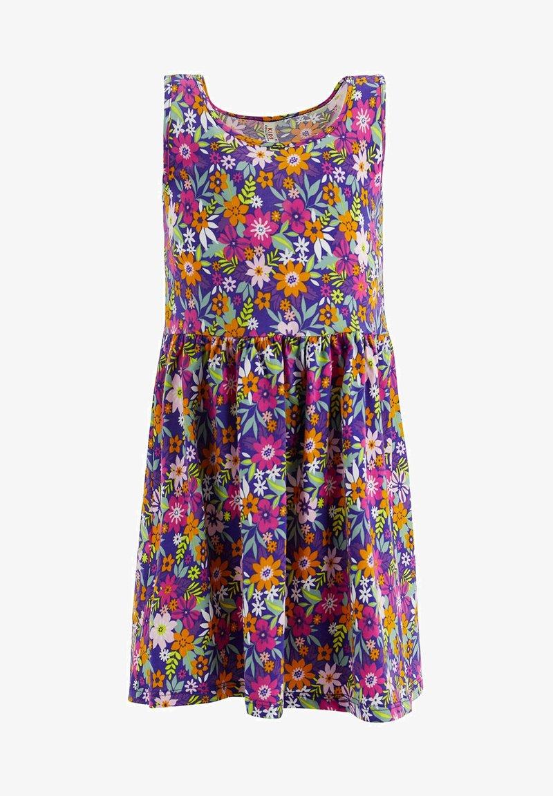 DeFacto - Jersey dress - purple