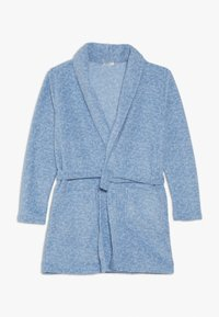 Benetton - DRESSING GOWN - Dressing gown - blue - 0