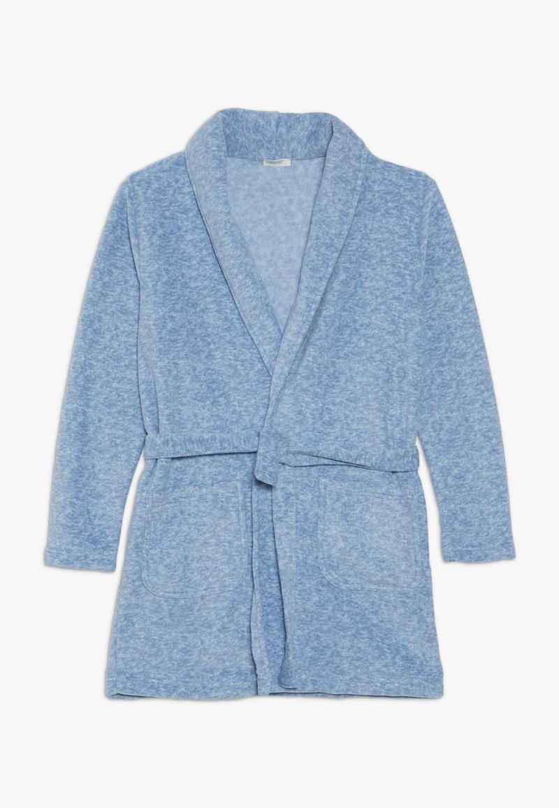 Benetton - DRESSING GOWN - Dressing gown - blue