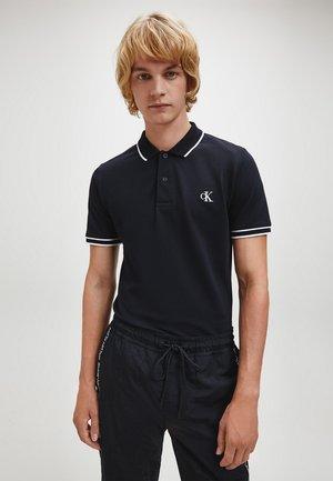 Polo shirt - ck black
