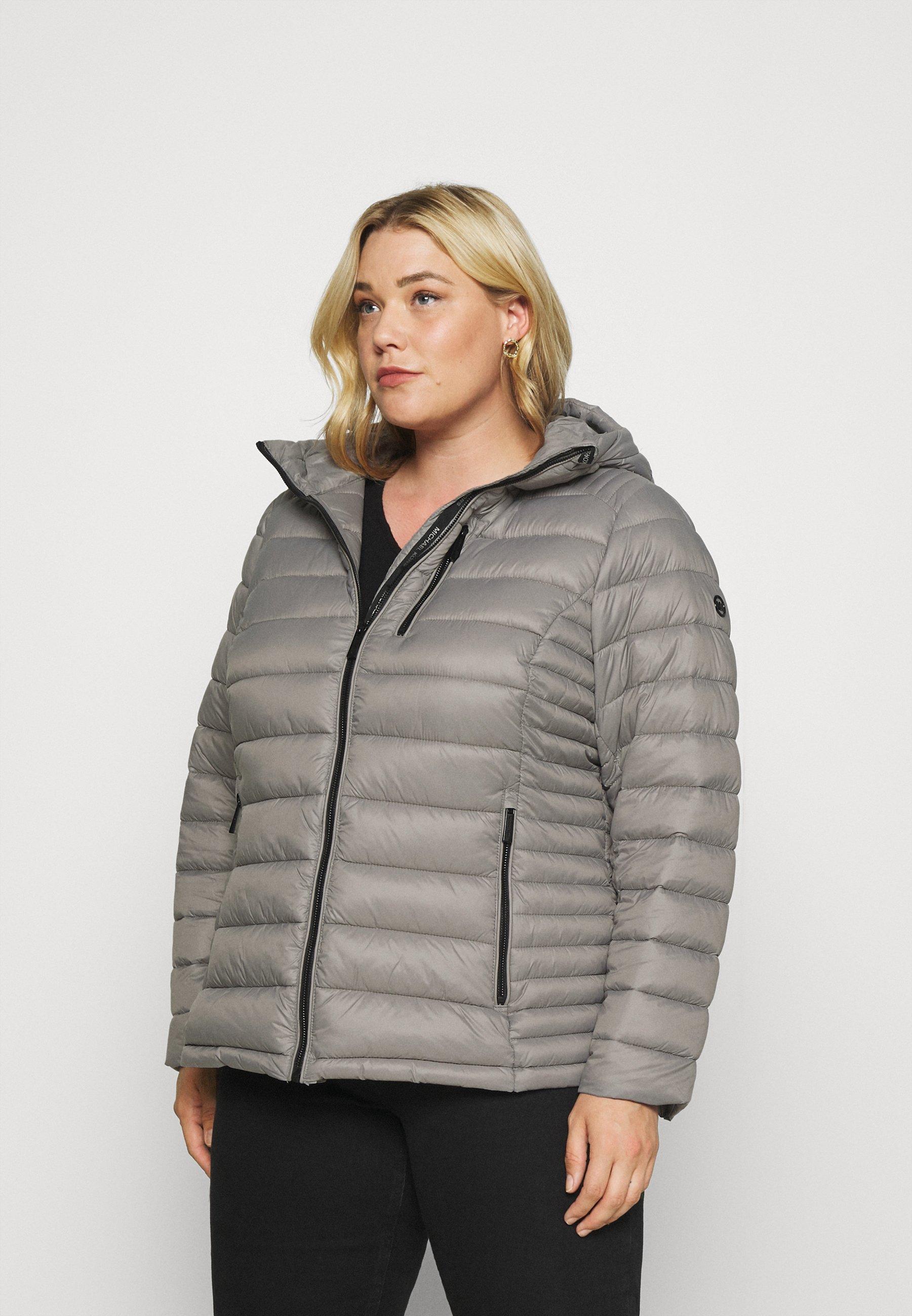Women WOMENS ZIP FRONT PACKABLE HOOD - Light jacket