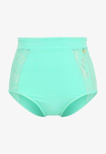 Bikini top - pretty green