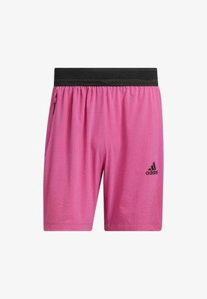 H.RDY WARRI  - Pantaloncini sportivi - pink