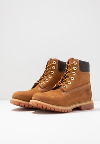 Timberland - PREMIUM BOOT  - Bottines à lacets - rust - 4