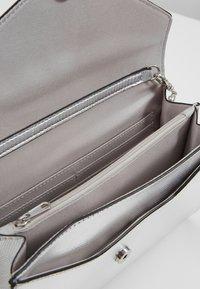ALDO - NAVIEL - Clutch - silver - 4