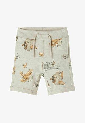 Shorts - peyote melange