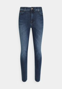 Tommy Jeans - SIMON SKINNY - Slim fit jeans - mid blue - 4