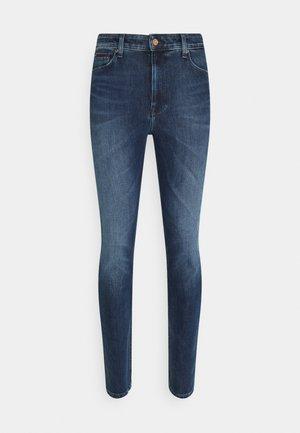SIMON SKINNY - Slim fit jeans - mid blue