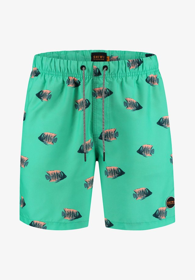 Shorts da mare - mint