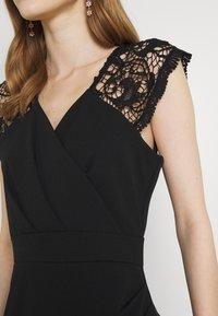 WAL G. - SIENNA MIDI DRESS - Cocktail dress / Party dress - black - 5