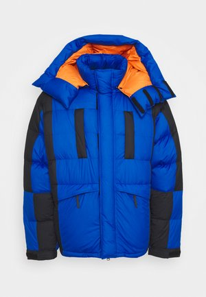 POLARO JACKET - Down jacket - artic blue