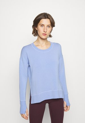 COASTER LUXE - Sweatshirt - deep periwinkle