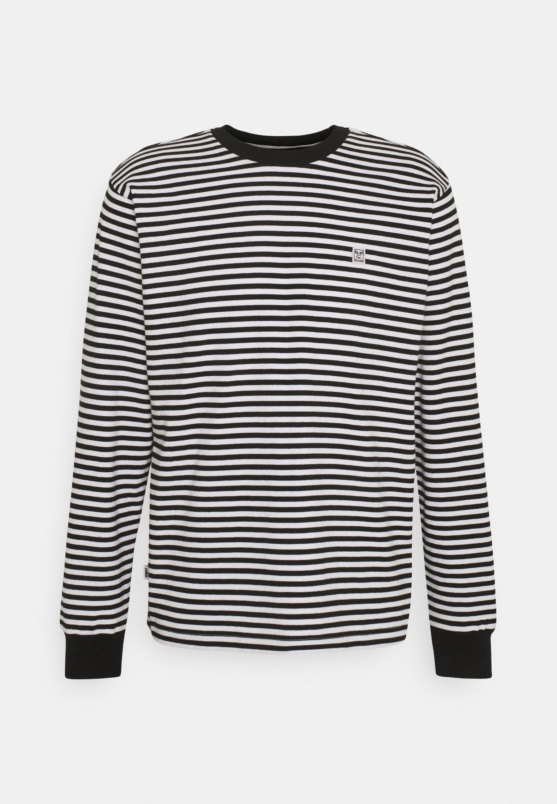 Men ICON FACE TEE - Long sleeved top