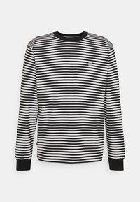 Obey Clothing - ICON FACE TEE - Pitkähihainen paita - black multi - 0