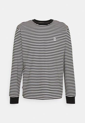 ICON FACE TEE - Pitkähihainen paita - black multi