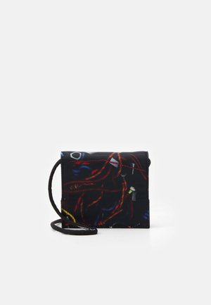 WALLET NECK ROPE - Wallet - multi-coloured