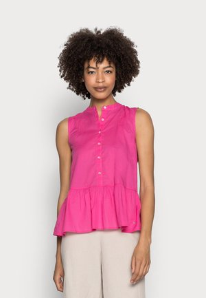 VOILE TOP - Blouse - pink