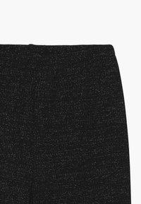 Grunt - METTE GLITTER TRUMPET - Trousers - black - 2