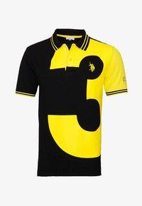 U.S. Polo Assn. - SHORTSLEEVE  - Polo shirt - schwarz - 0