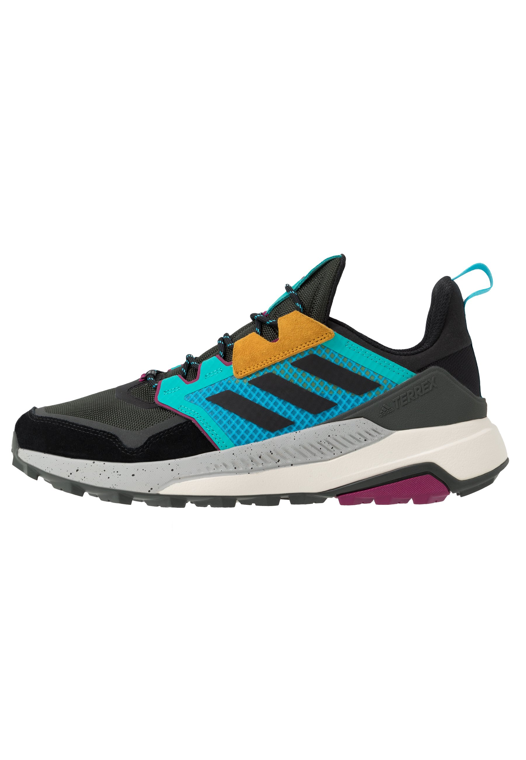adidas Performance TERREX SKYCHASER  - Fjellsko - legend earth/hi-res aqua