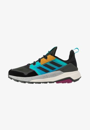adidas TERREX TRAILMAKER WANDERSCHUHE - Hikingschuh - legend earth/core black