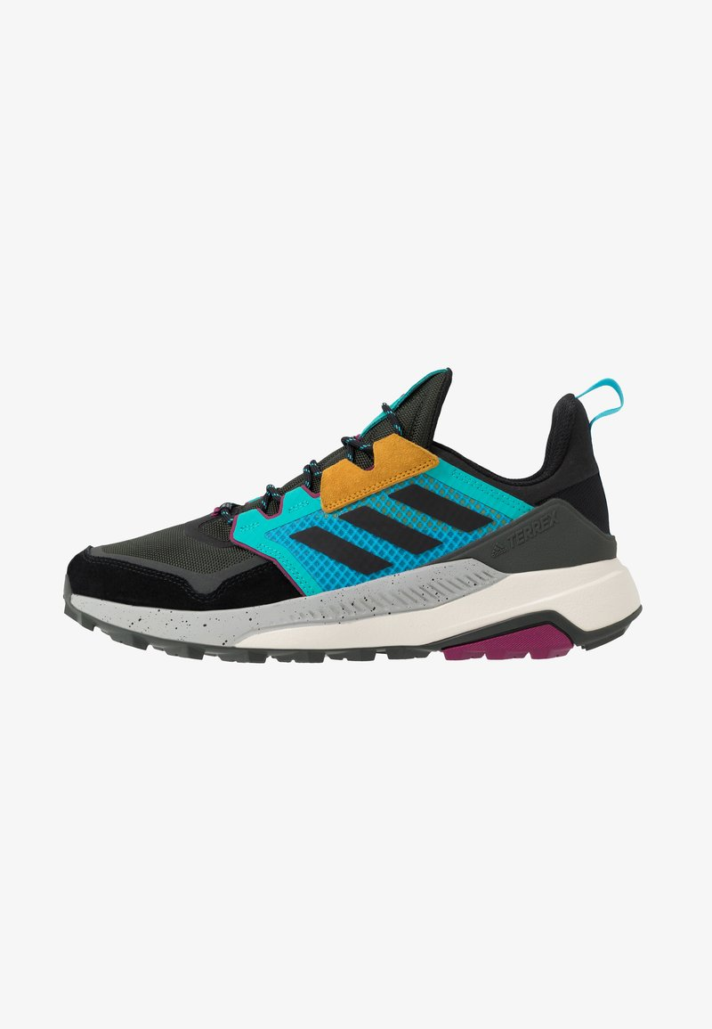 adidas Performance - TERREX TRAILMAKER - Hiking shoes - legend earth/core black