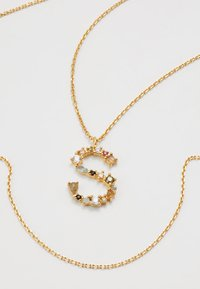 PDPAOLA - LETTER NECKLACE - Necklace - gold-coloured - 4