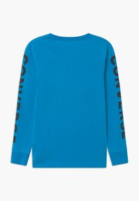 Converse - CHUCK PATCH GRAPHIC TEE UNISEX - Long sleeved top - sail blue - 1