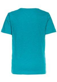 Tommy Hilfiger - ESSENTIAL LOGO - Camiseta estampada - blue - 1